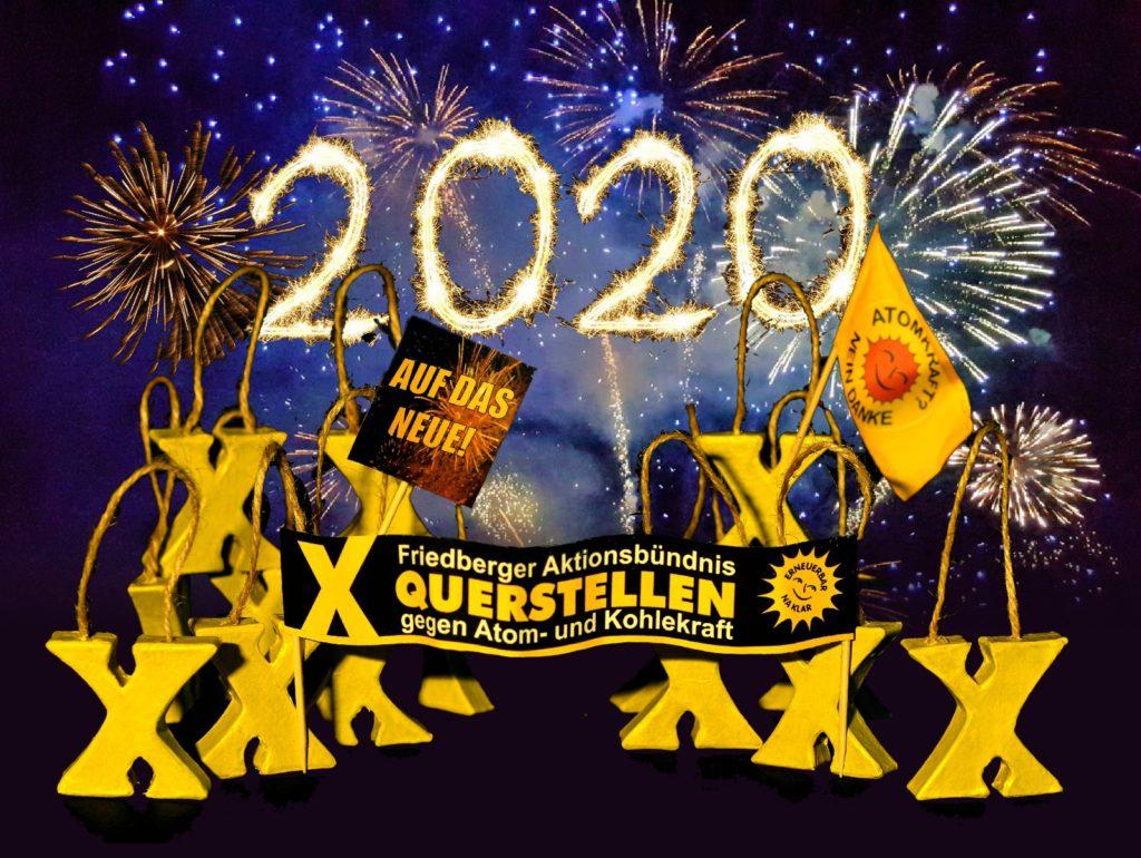 Quersteller auf dem Weg ins Jahr 2020