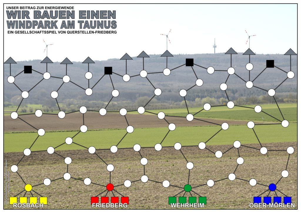 Spielplan Windpark am Taunus, April 2020