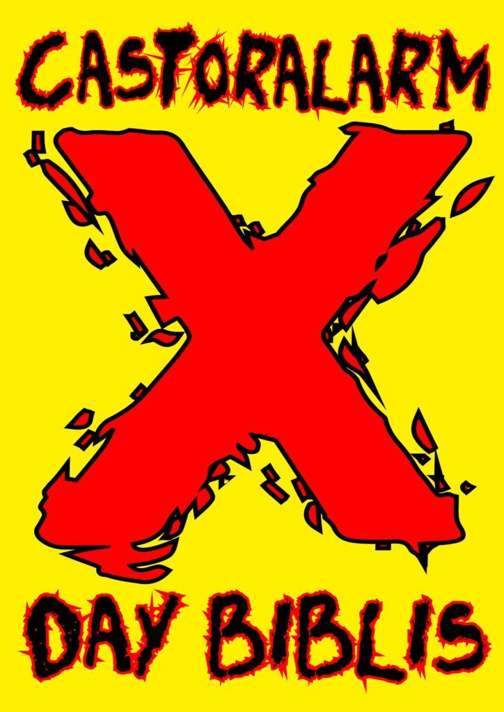 Tag X - Castor auf dem Weg nach Biblis
