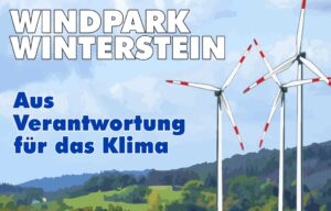 Informationen vom Bündnis Windpark Winterstein