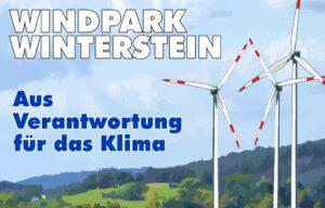 Informationen vom Bündnis Windpark Winterstein