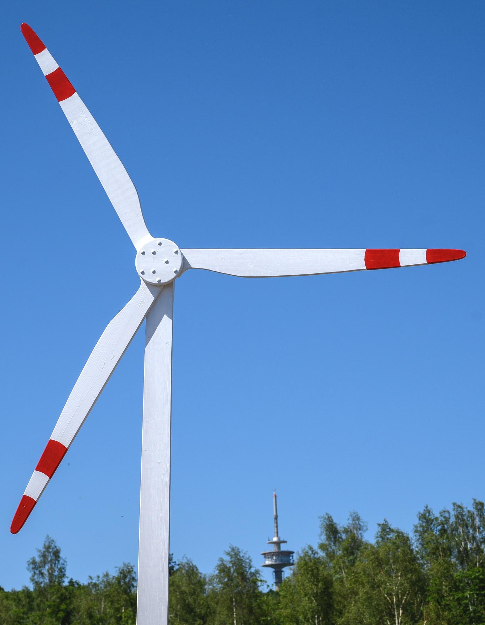 damit sich bald viele Windräder auf dem Winterstein drehen.